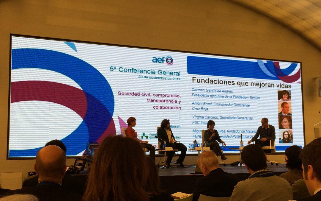 Conferencia General de la Asociación de Fundaciones